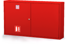 Interior cabinets for fire extinguishers 700 x 1200 x 250