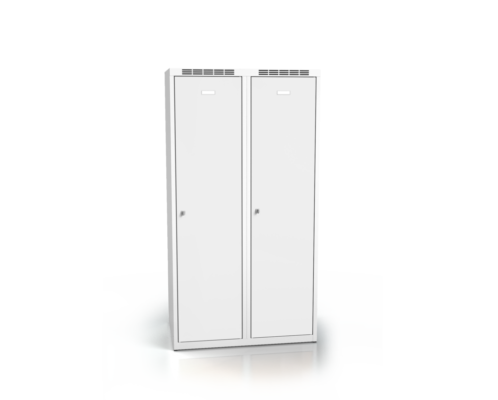 Cloakroom locker reduced height ALDOP 1500 x 800 x 500
