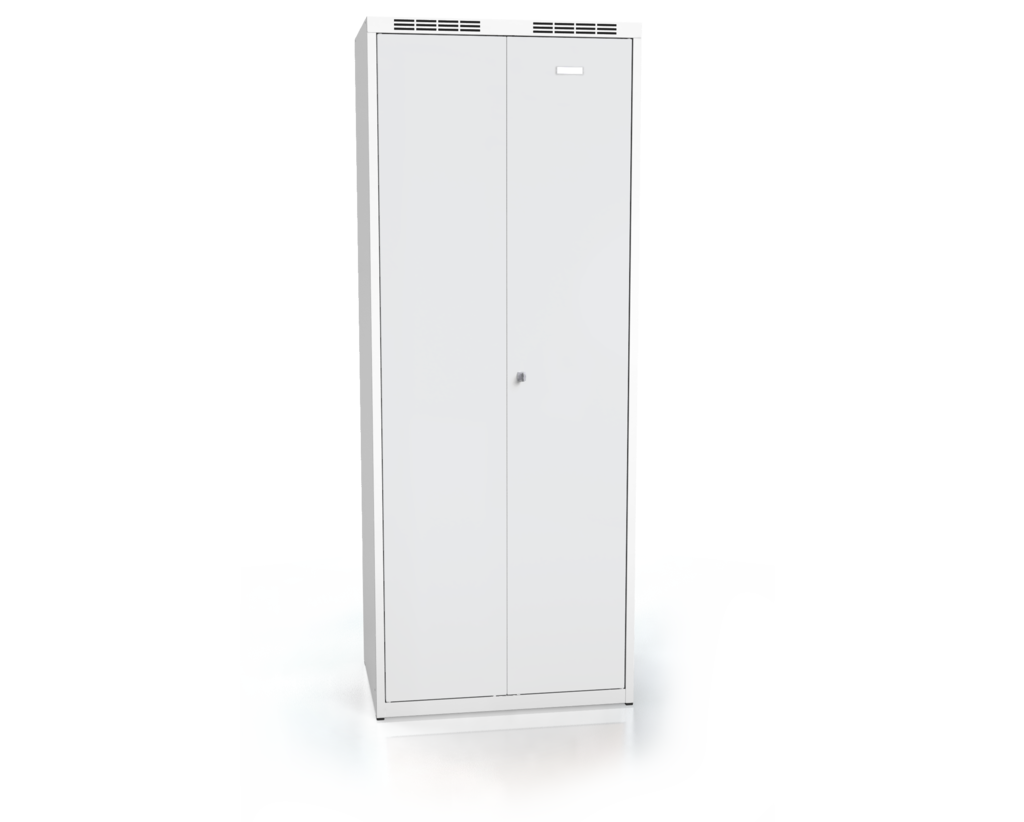 High volume cloakroom locker ALDUR 1 1800 x 700 x 500