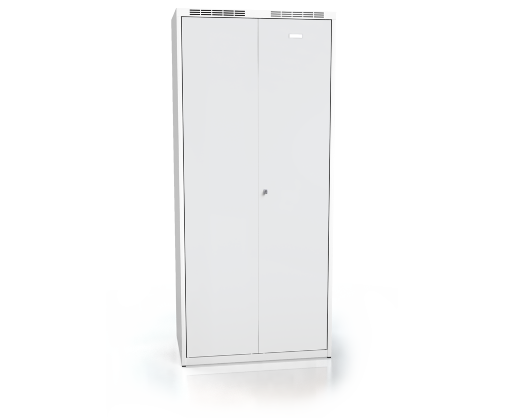 High volume cloakroom locker ALDUR 1 1800 x 800 x 500
