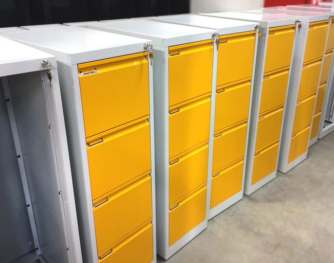 Filing Cabinets for Surgeries